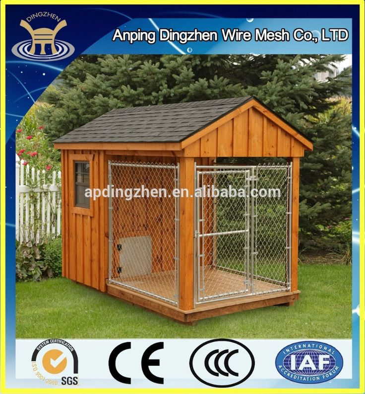 Large Dog Kennels Costco : Best ideas about chain link dog kennel on pinterest