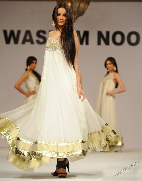 Anarkali - for more follow my Indian Fashion Boards :)