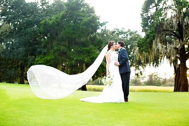 Cecily & Tim {Caledonia Golf & Fish Club} | Wedding Row Grand Strand