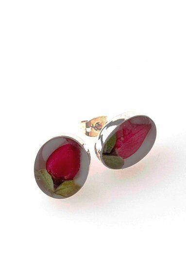 Ana Morales dreambase-orecchini fatti a mano unico in vera Mini fiori 925 argento una rarità edizione limitata Limited Edition EURO 103,50