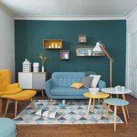 """いつもの部屋が見違える!""""色""""を使った壁で素敵な暮らしを"""