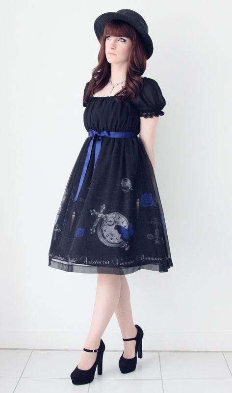 79 best Western Lolita Fashion images on Pinterest   Lolita style ...