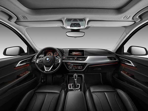 Bmw 1 Series Sedan Interior Revealed Bmw Interior Revealed Sedan Series Bmw 1 Series Bmw Sedan