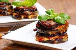 Sebzeli Fırın Patlıcan