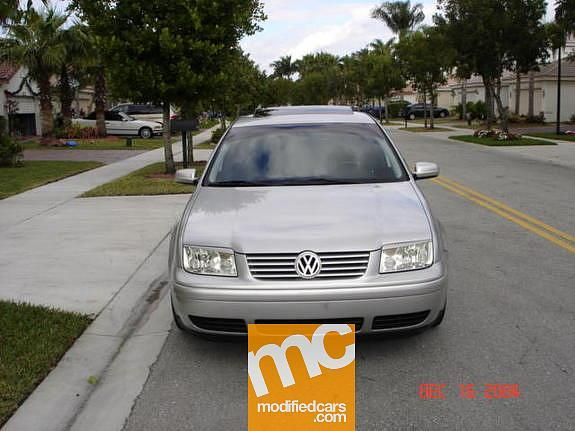 Modified VW Jetta 2000