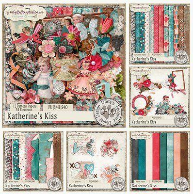 Katherine's Kiss Bundle