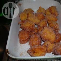 Foto da receita: Zeppole (bolinho frito italiano)