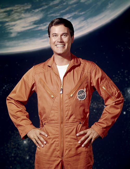 "Larry Hagman as Major Tony Nelson in ""I Dream of Jeannie,"" 1965-70"
