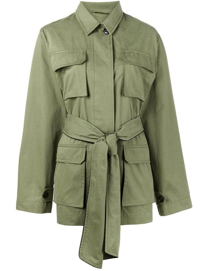 12 Army Jackets to Up Your Streetwear Game via @WhoWhatWearUK