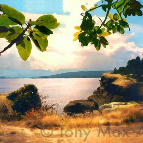 Hornby Island, west coast, Pacific Ocean, BC, British Columbia, Can......