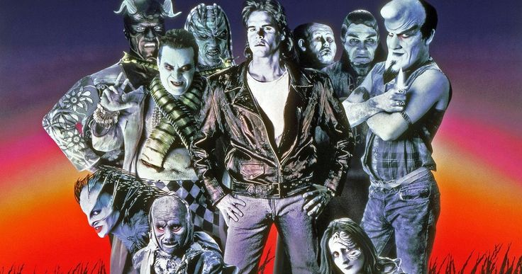 Nightbreed TV Series Is Coming from Creator Clive Barker -- A Nightbreed TV series is in the works along with a Dead Ringers series from David Cronenberg. -- http://tvweb.com/nightbreed-tv-show-clive-barker/