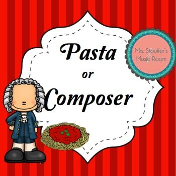 Fun Composer Game for 5 minutes at the end