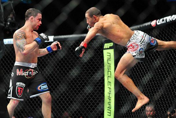 UFC  179: José Aldo x Chad Mendes - http://metropolitanafm.uol.com.br/novidades/esportes/ufc-179-jose-aldo-x-chad-mendes