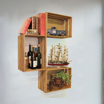 Quickway Imports Wooden Crate & Reviews | Wayfair