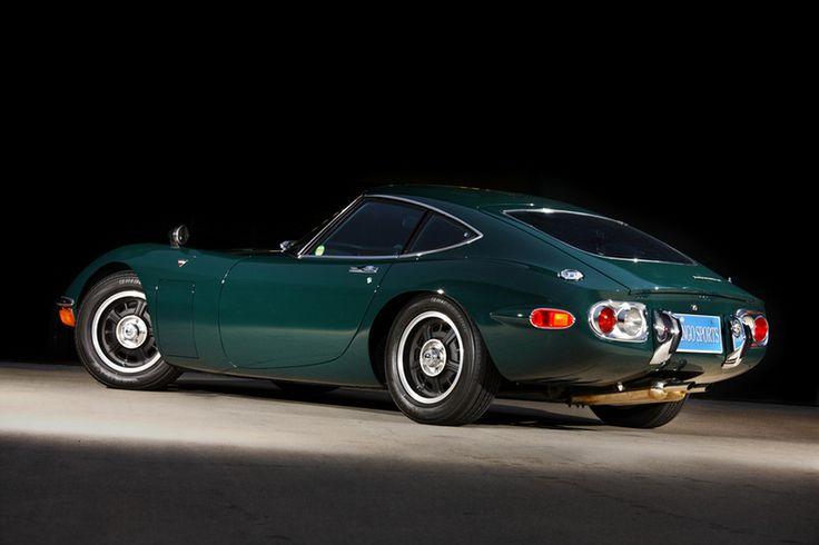 1970 Toyota 2000 GT