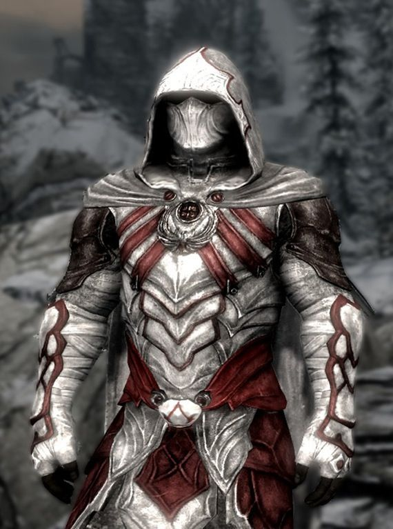 Assassin creed skyrim mash up.