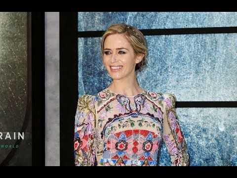 Emily Blunt Thought She Would Die When She Had To Fly As Mary