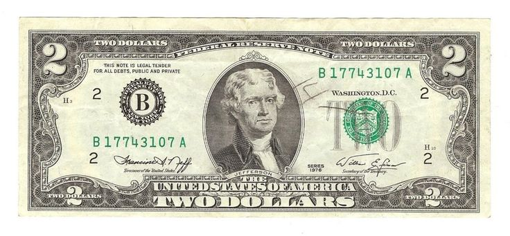 Details about 1976-2013 New Crisp Mint Uncirculated US $2 Two Dollar Bill Banknote Currency