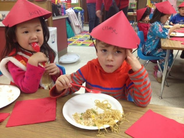 Preschool For Rookies: Our Preschool Chinese New Year Party