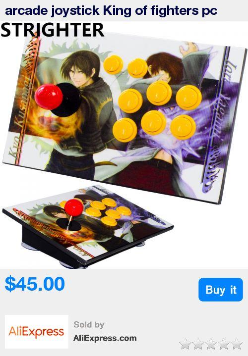 arcade joystick King of fighters pc controller computer game Arcade Sticksss Joystick Consoles * Pub Date: 11:01 Aug 14 2017
