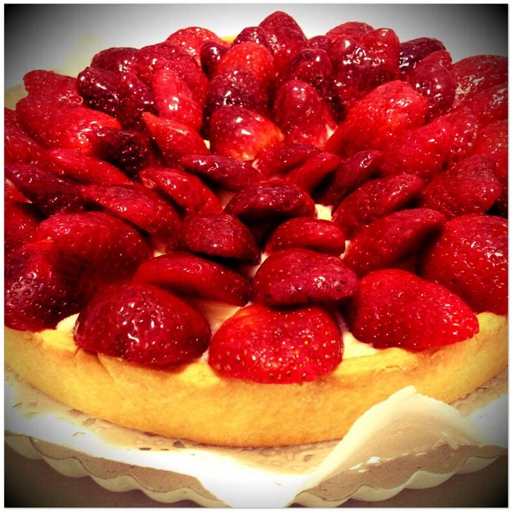 tarta de crema brasil
