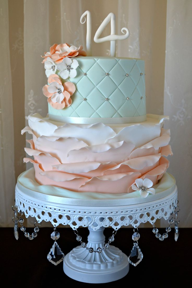 Beautiful Layered Cakes