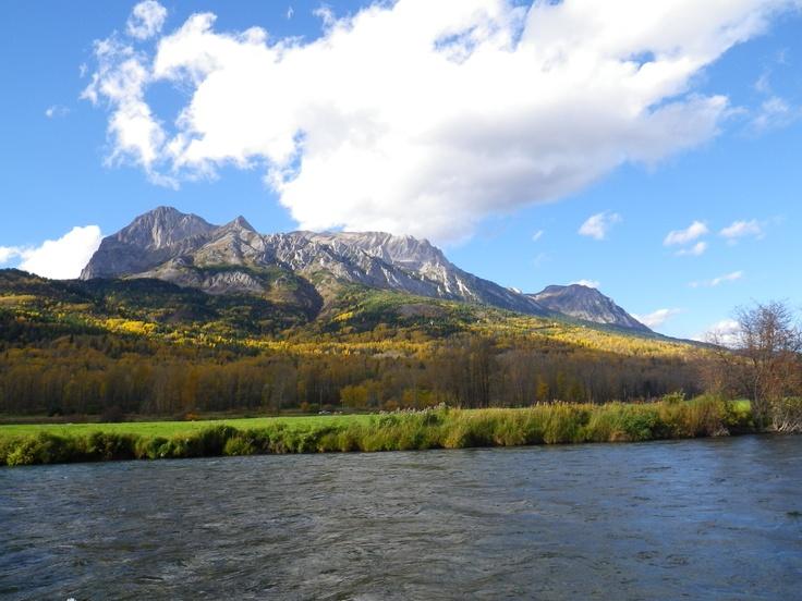 Elk River, Fernie, BC.