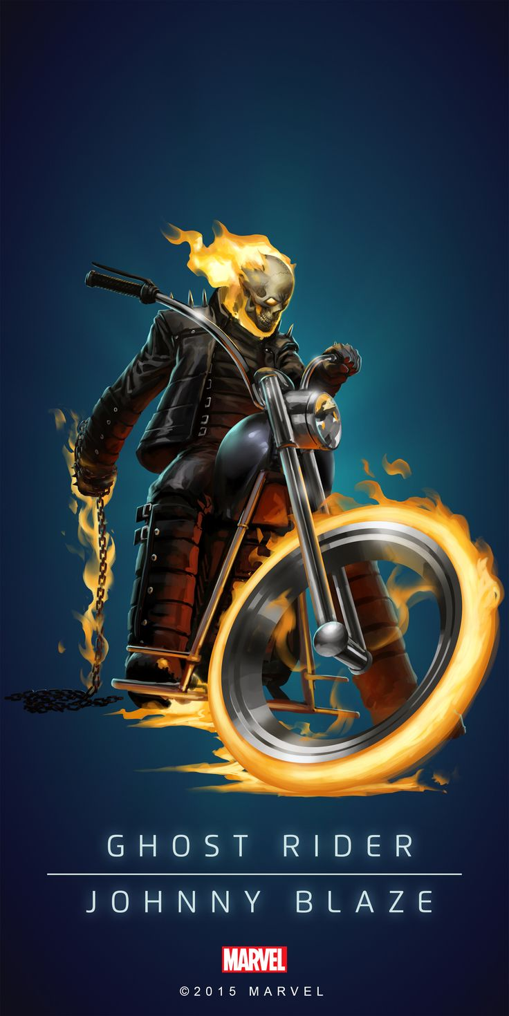 Ghost_Rider_Poster_02.png (PNG Image, 2000 × 3997 pixels)