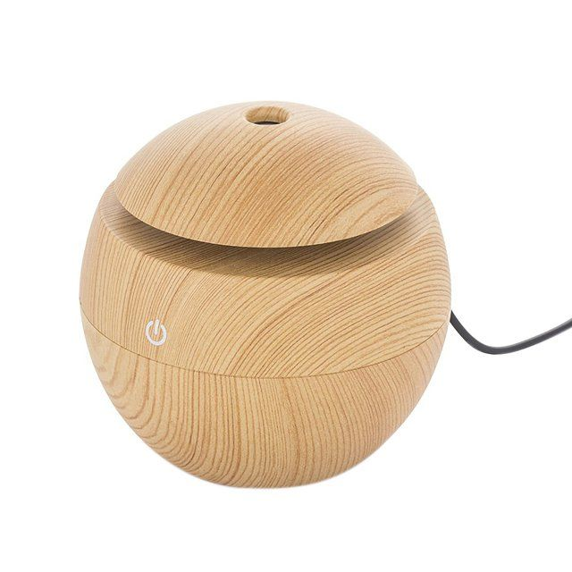 For Your Office: Wasserstein Classic Wooden Mist Humidifier, $25 amazon.com