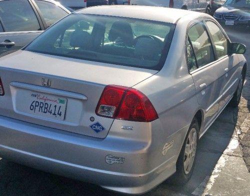 2005 Honda Civic GX sedan for sale under $4000 in Hacienda Heights, California CA