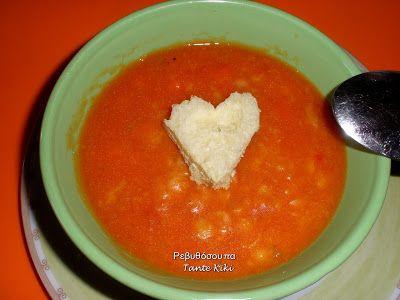 Tante Kiki: Ρεβίθια, ένα αγαπημένο όσπριο, μια αρωματική σούπα...