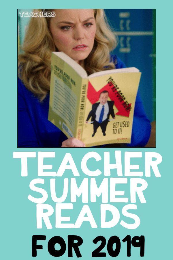 Summer Reading List For And By Teachers >> Top 10 Teacher Summer Reads Teaching First Grade