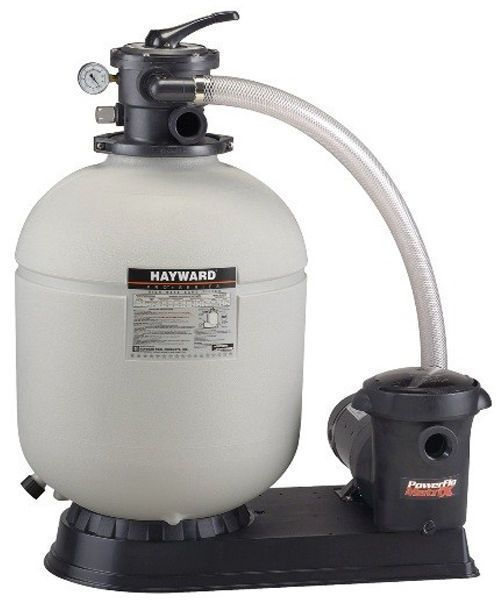 how to clean dirty sand filter