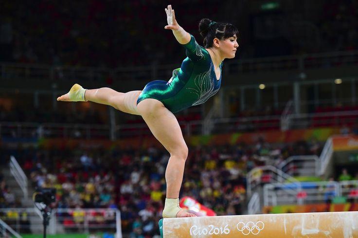 JO 2016 : La gymnaste mexicaine insultée sur son physique