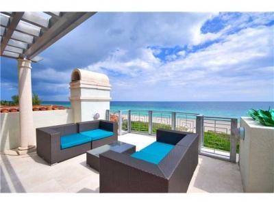 Waterfront Miami Beach Home