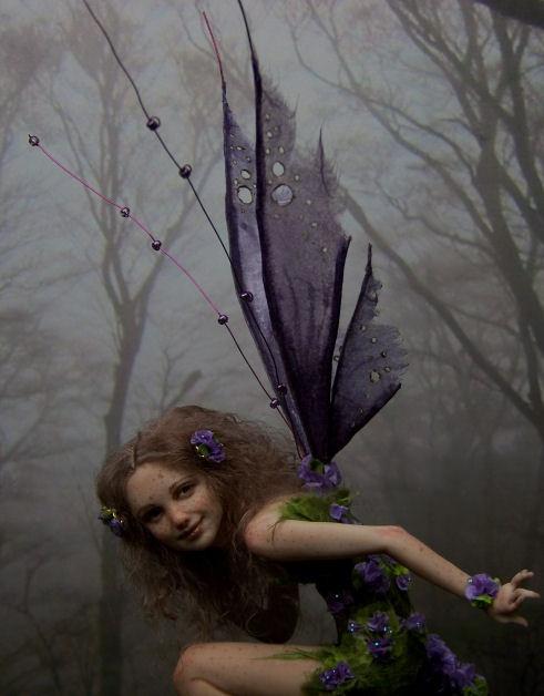 Fairystudiokallies: März 2011  #fairies #pixies #nymphs