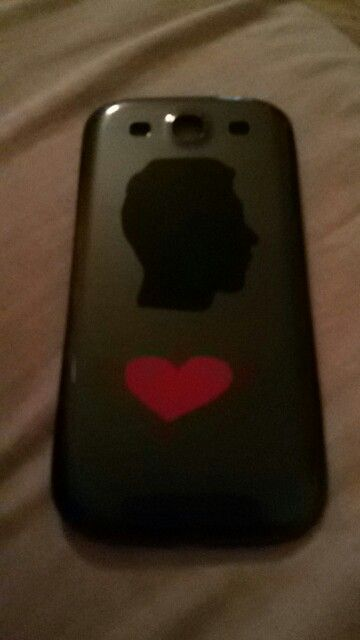 Covering on phone with my boyfriend  Kryt na mobil s mým přítelem