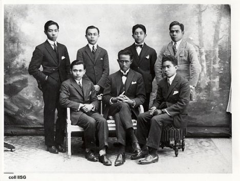another photo of Bung Hatta, the 1st vice-president of Indonesia. A true Gentlemen!
