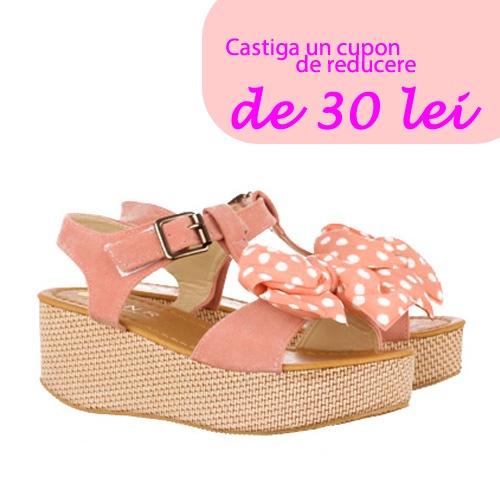 Concurs pe facebook   Castiga un cupon de reducere de 30 de lei!  http://www.facebook.com/photo.php?fbid=455238061175304=a.413265632039214.101737.170991346266645=1_t=like