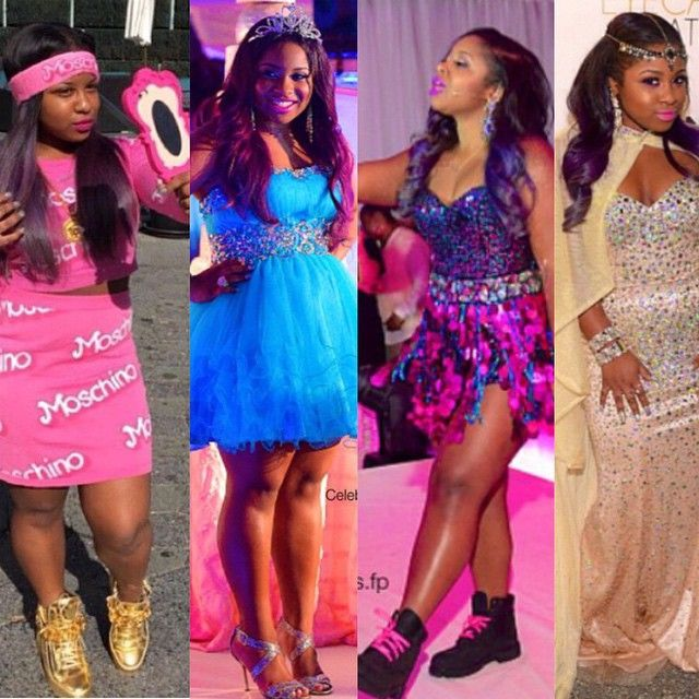 59 best images about Reginae Carter on Pinterest | Pretty ...