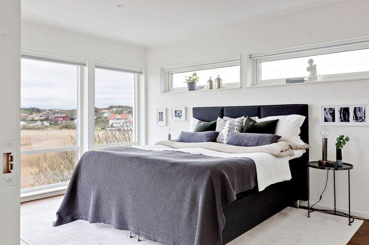 Vakna upp till denna vackra utsikt i Master bedroom. Vedskärsvägen 28b - Bjurfors