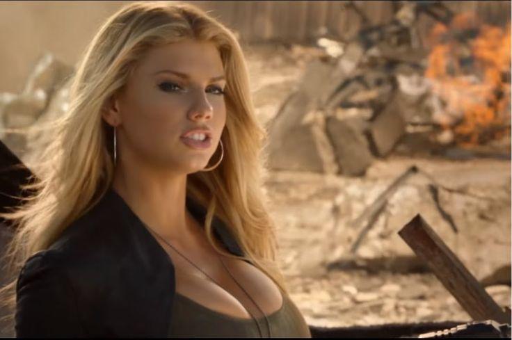 Carl's Jr. Commercial 2015 - Charlotte McKinney Call of Duty Black Ops 3