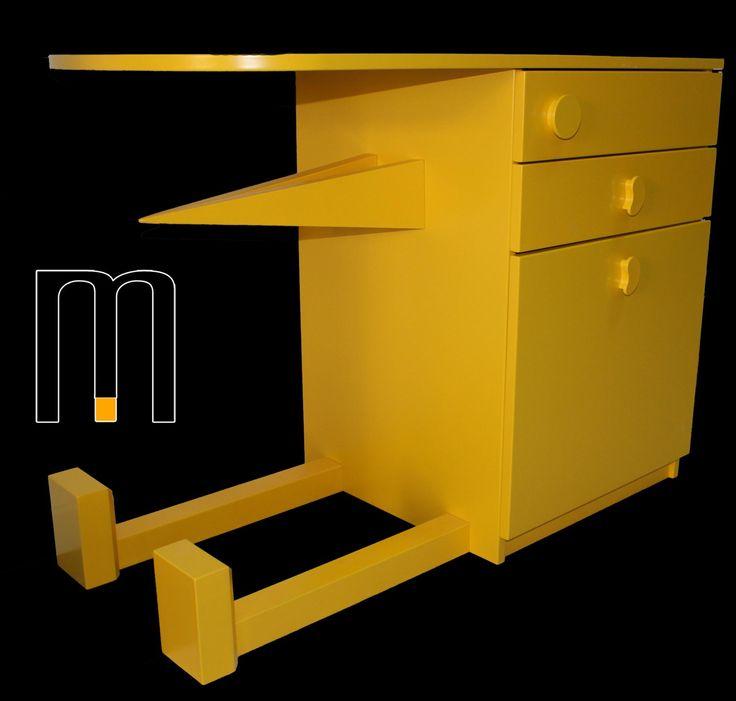 Design Riccardo Dalisi realized Mazzocca Laboratorio di Innovazioni