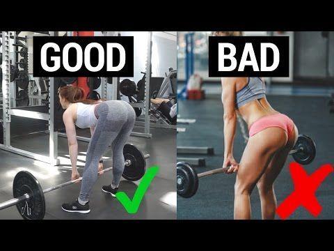 Best Butt Exercises | Glute Bridge vs Hip Thrust - YouTube