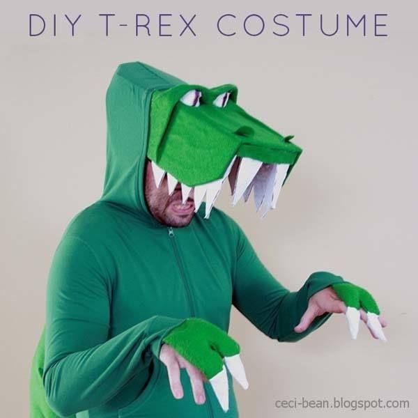 disfraz-de-dinosaurio-casero