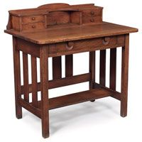 Stickley Brothers writing desk