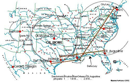 Other theories to explain Oklahoma earthquakes today, include the fact that tectonic plates are continually shifting around the Earth's core. Description from coalminingandgeology.com. I searched for this on bing.com/images
