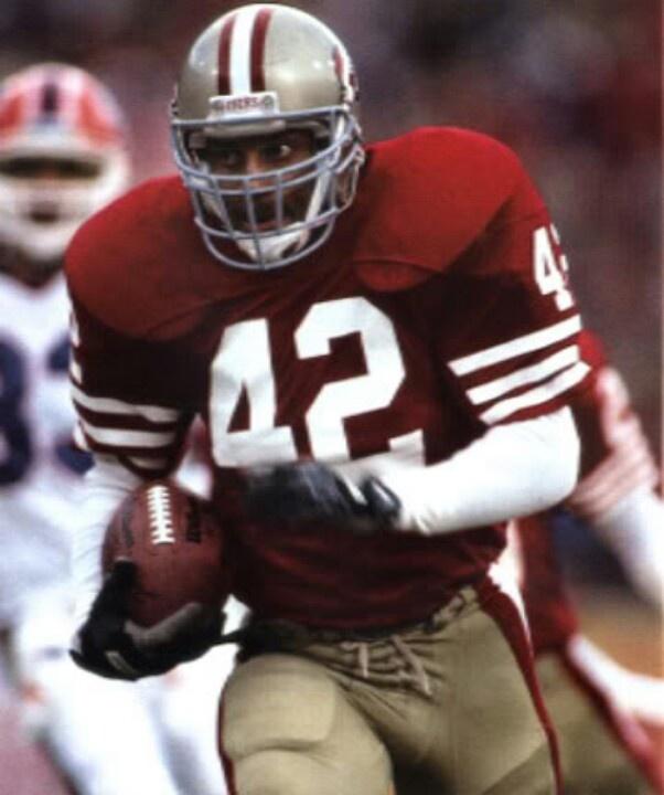 NFL Safety - Ronnie Lott