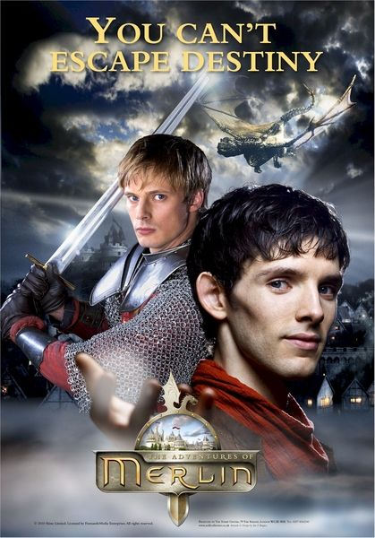 In a land of myth and a time of magic, the fate of a great kingdom rests on the shoulders of a young boy. His name: Merlin.: