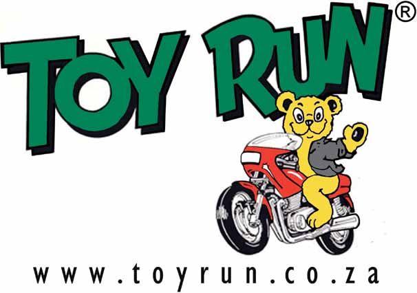 Cape Town Toy Run | November | Maynardville Park, Wynberg
